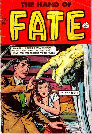 Hand of Fate (1951) Vol 1 8