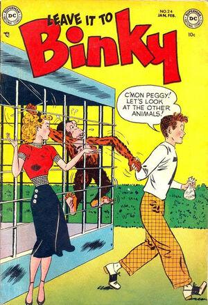 Leave it to Binky Vol 1 24
