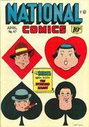 National Comics Vol 1 47