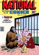 National Comics Vol 1 69