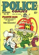 Police Comics Vol 1 85