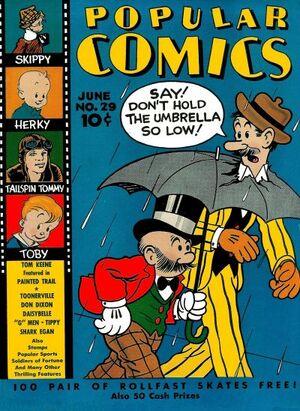 Popular Comics Vol 1 29