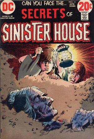 Secrets of Sinister House Vol 1 11