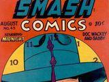 Smash Comics Vol 1 45