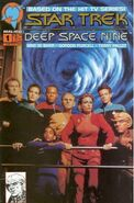 Star Trek Deep Space Nine Vol 1 1-B
