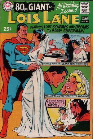 Superman's Girlfriend, Lois Lane Vol 1 86