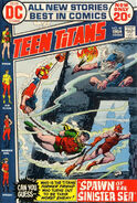 Teen Titans Vol 1 40