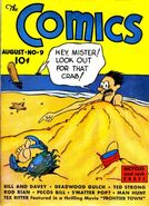The Comics Vol 1 9