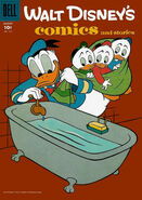 Walt Disney's Comics and Stories Vol 1 215