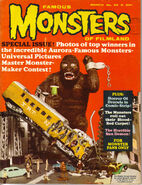 Famous Monsters of Filmland Vol 1 32