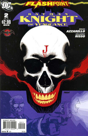 Flashpoint Batman - Knight of Vengeance Vol 1 2
