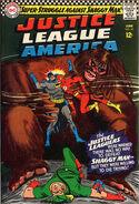 Justice League of America Vol 1 45
