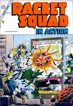 Racket Squad in Action Vol 1 12