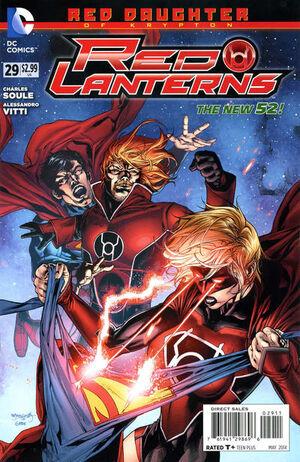 Red Lanterns Vol 1 29