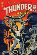 T.H.U.N.D.E.R. Agents Vol 1 1