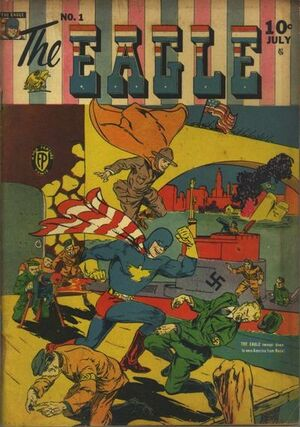The Eagle Vol 1 1