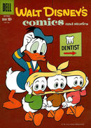 Walt Disney's Comics and Stories Vol 1 241