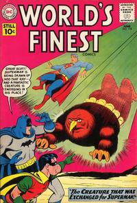 World's Finest Comics Vol 1 118