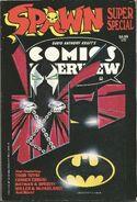 Comics Interview Spawn Super Special Vol 1 1