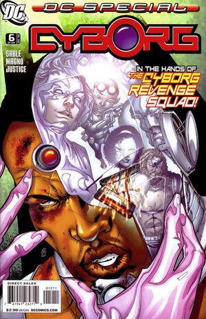 DC Special Cyborg Vol 1 6