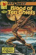 Elfquest Blood of Ten Chiefs Vol 1 1