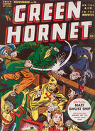 Green Hornet Comics Vol 1 15