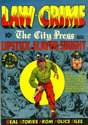 Law Against Crime Vol 1 3