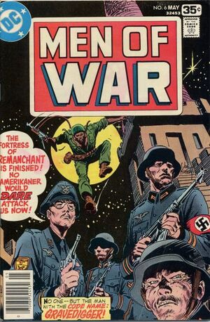 Men of War Vol 1 6