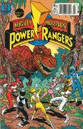 Saban's Mighty Morphin Power Rangers Vol 2 2