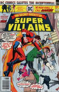 Secret Society of Super-Villains Vol 1 2