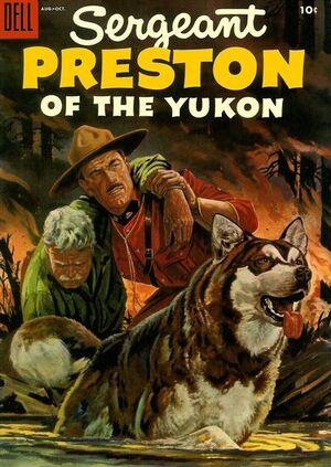 Sergeant Preston of the Yukon Vol 1 16