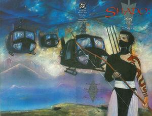Shado Song of the Dragon Vol 1 2