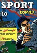 Sport Comics Vol 1 3