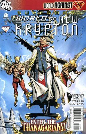 Superman World of New Krypton Vol 1 8