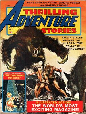 Thrilling Adventure Stories Vol 1 2