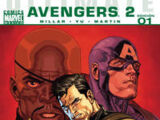 Ultimate Comics Avengers 2 Vol 1 1