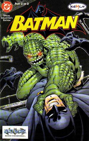 Batman Dark Tomorrow Vol 1 2