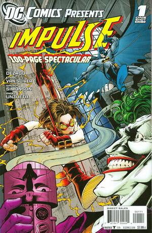 DC Comics Presents Impulse Vol 1 1