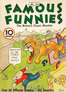 Famous Funnies Vol 1 23