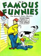 Famous Funnies Vol 1 71