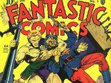 Fantastic Comics Vol 1 2