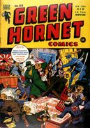 Green Hornet Comics Vol 1 22