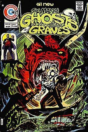 Many Ghosts of Dr. Graves Vol 1 50