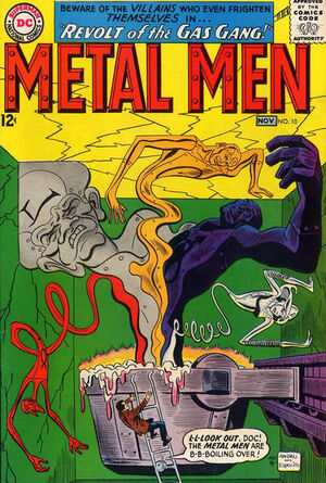 Metal Men Vol 1 10
