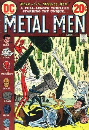 Metal Men Vol 1 44