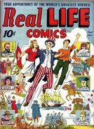Real Life Comics Vol 1 1
