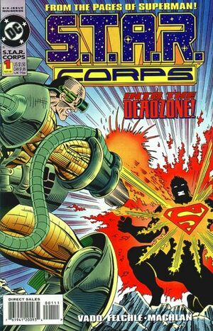 S.T.A.R. Corps Vol 1 1