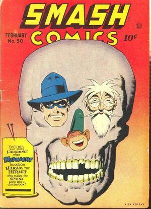 Smash Comics Vol 1 50