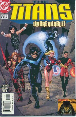 Titans (DC) Vol 1 39