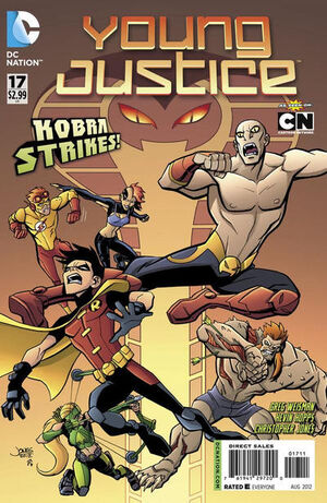 Young Justice Vol 2 17